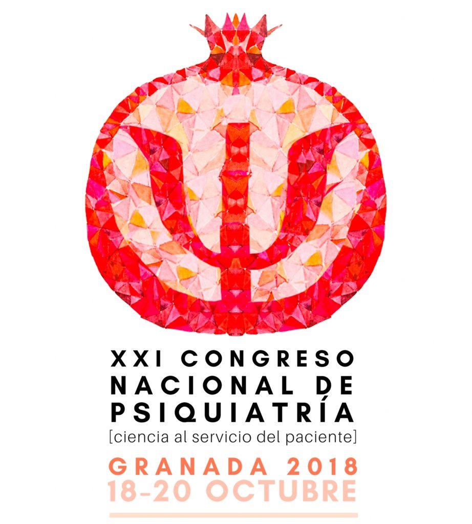 XXI Congreso Nacional de Psiquiatría Granada 2018. 18 - 20 Octubre